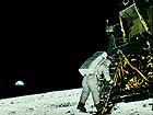Man on the Moon Image